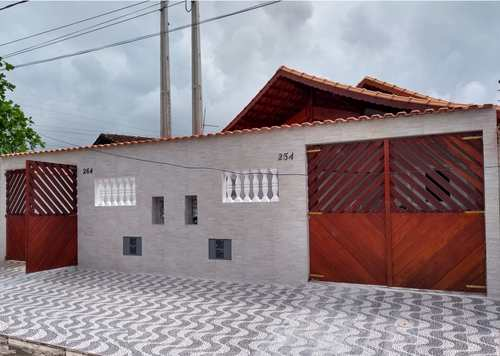 Casa, código 286918 em Mongaguá, bairro Agenor de Campos
