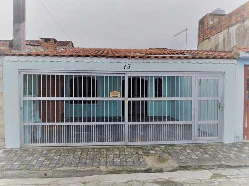 Casa, código 286939 em Mongaguá, bairro Vila Atlântica