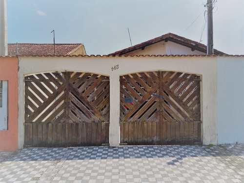 Casa, código 286941 em Mongaguá, bairro Vila Anhanguera