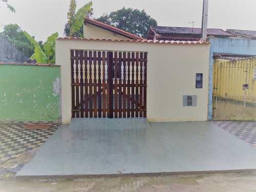 Casa, código 286942 em Mongaguá, bairro Itaóca