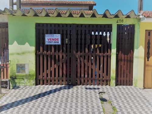 Casa, código 286949 em Mongaguá, bairro Vila Nossa Senhora de Fátima