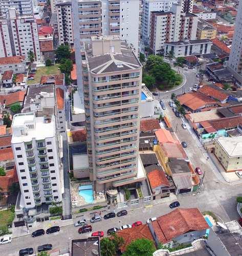 Apartamento, código 286951 em Praia Grande, bairro Aviação