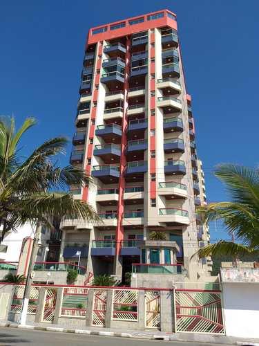 Apartamento, código 286965 em Mongaguá, bairro Centro