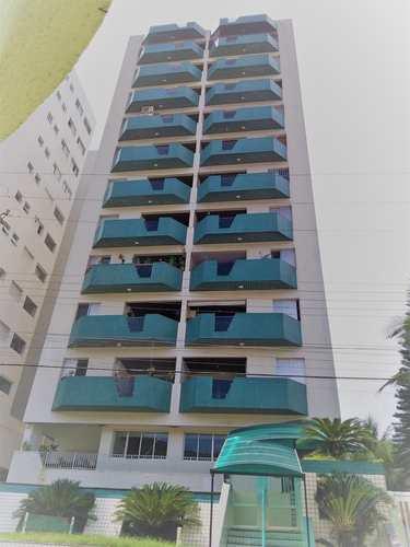Apartamento, código 286974 em Mongaguá, bairro Jardim Caiahu