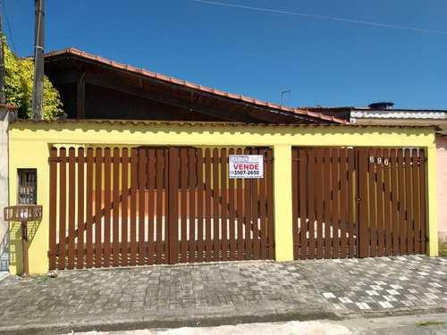 Casa, código 286976 em Mongaguá, bairro Vila Atlântica