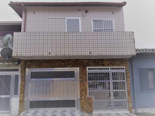 Sobrado, código 286984 em Mongaguá, bairro Vila São Paulo
