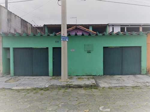 Casa, código 286985 em Mongaguá, bairro Balneário Regina Maria