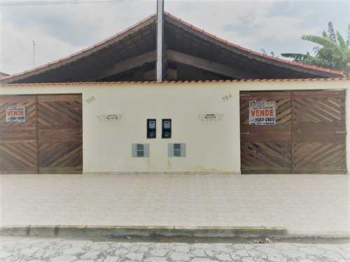Casa, código 286990 em Mongaguá, bairro Balneário Plataforma