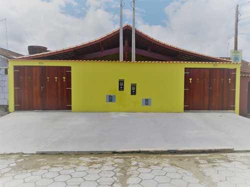Casa, código 287003 em Mongaguá, bairro Balneário Itaguai