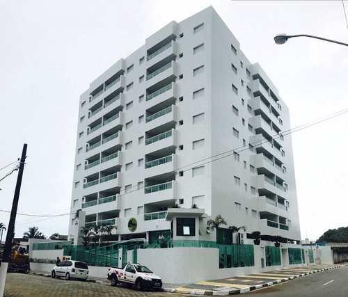 Apartamento, código 287011 em Mongaguá, bairro Vila São Paulo