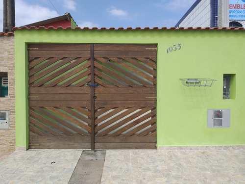 Casa, código 287015 em Mongaguá, bairro Vila Atlântica