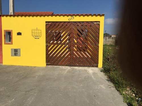 Casa, código 287041 em Mongaguá, bairro Balneário Flórida Mirim