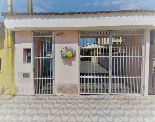 Casa, código 287058 em Mongaguá, bairro Vila Dinopolis