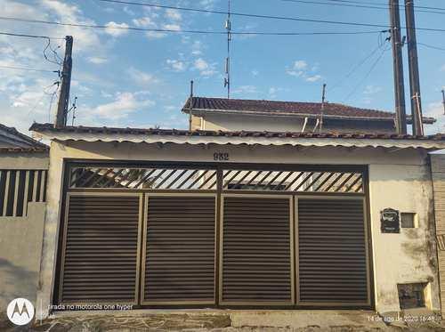 Sobrado, código 287066 em Mongaguá, bairro Jardim Praia Grande