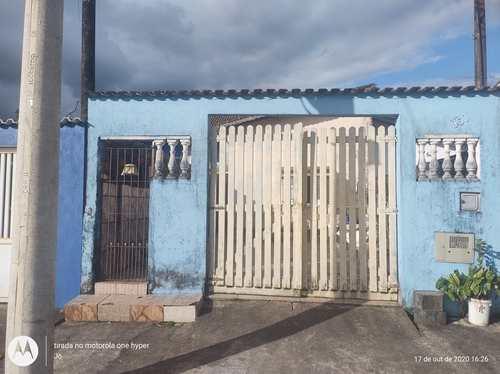 Casa, código 287104 em Mongaguá, bairro Jardim Praia Grande