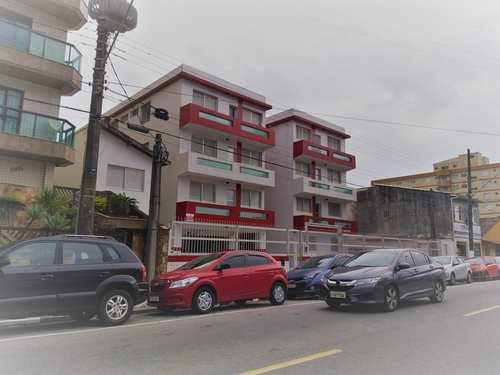 Apartamento, código 287120 em Mongaguá, bairro Centro