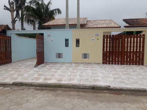 Casa, código 287121 em Itanhaém, bairro Balneário Savoy