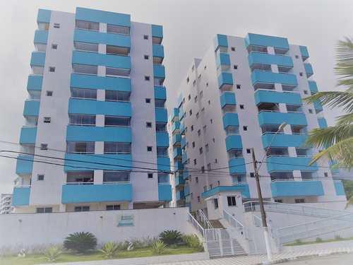 Apartamento, código 287131 em Mongaguá, bairro Vera Cruz
