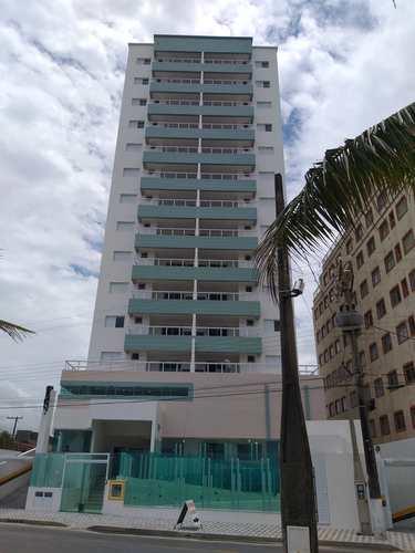 Apartamento, código 287137 em Mongaguá, bairro Vila Atlântica