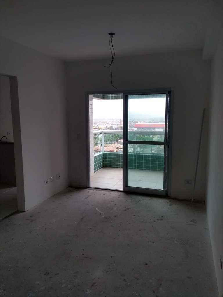 Apartamento em Mongaguá, no bairro Vila Atlântica