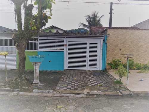 Casa, código 287138 em Mongaguá, bairro Vera Cruz