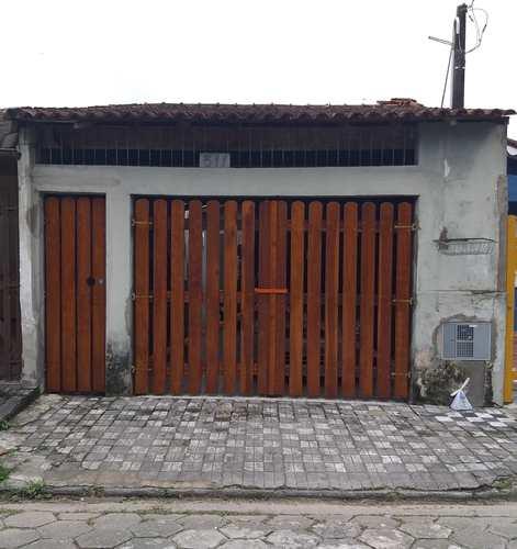 Casa, código 287140 em Mongaguá, bairro Balneário Umuarama