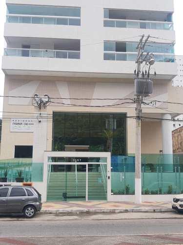 Apartamento, código 287144 em Mongaguá, bairro Centro