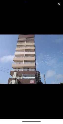 Apartamento, código 287153 em Praia Grande, bairro Caiçara