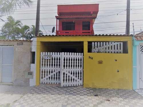 Sobrado, código 287155 em Mongaguá, bairro Vera Cruz
