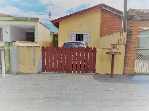 Casa, código 287174 em Mongaguá, bairro Balneário Itaóca