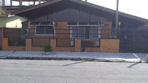 Casa, código 287184 em Praia Grande, bairro Solemar
