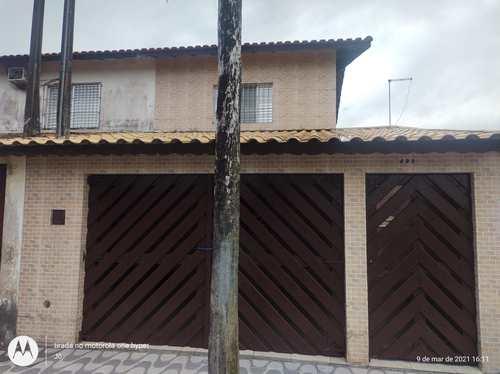 Sobrado, código 287188 em Mongaguá, bairro Jardim Praia Grande