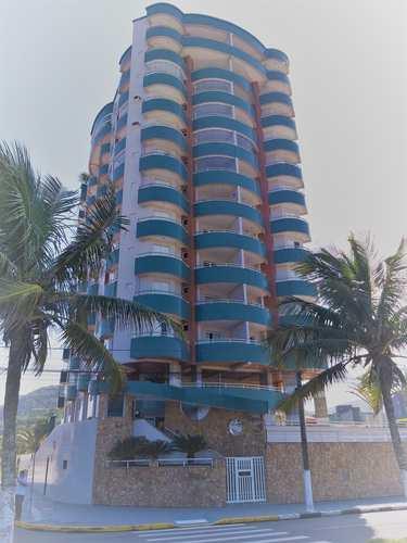 Apartamento, código 287212 em Mongaguá, bairro Jardim Aguapeu