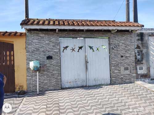 Sobrado, código 287214 em Mongaguá, bairro Balneário Itaóca