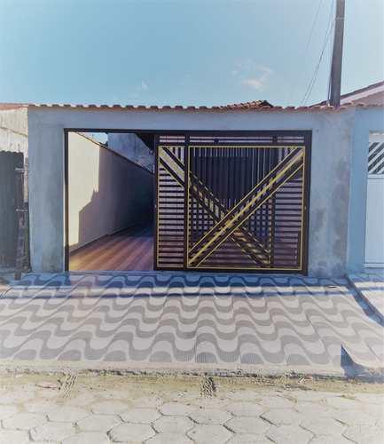 Casa, código 287218 em Mongaguá, bairro Vera Cruz