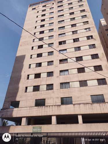 Apartamento, código 287244 em Praia Grande, bairro Solemar