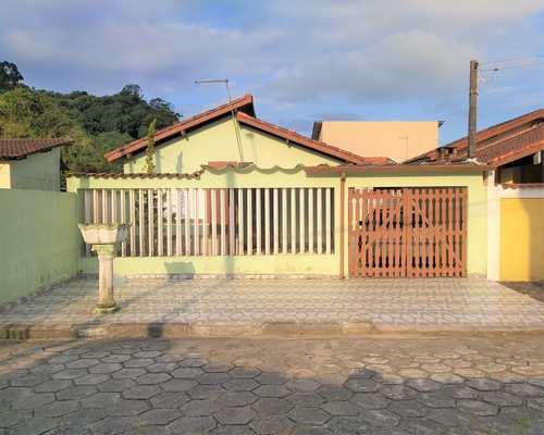 Casa, código 287245 em Mongaguá, bairro Jardim Aguapeu