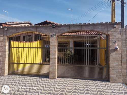 Casa, código 287249 em Praia Grande, bairro Solemar
