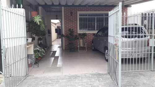 Casa, código 287256 em Praia Grande, bairro Solemar