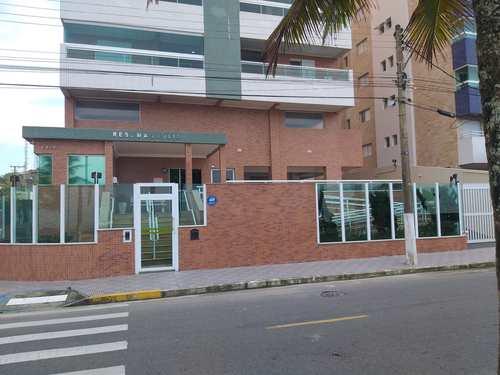 Apartamento, código 287270 em Mongaguá, bairro Jardim Aguapeu