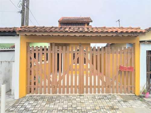 Sobrado, código 287276 em Mongaguá, bairro Balneário Jussara