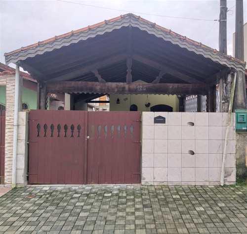 Casa, código 287283 em Mongaguá, bairro Vila Vera Cruz