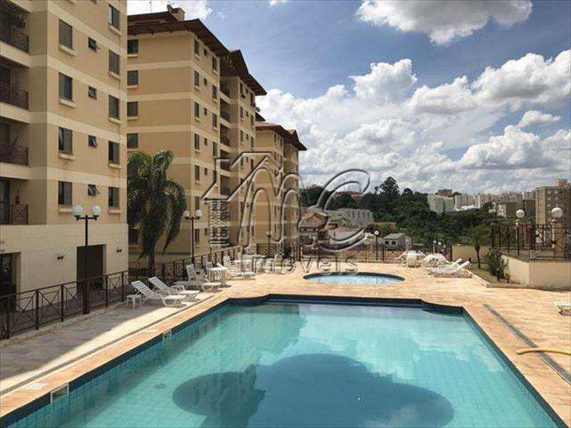 Apartamento em Sorocaba, bairro Vila Gabriel