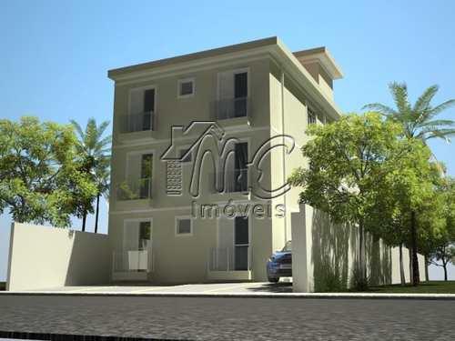 Apartamento, código AP0531 em Votorantim, bairro Jardim Karolyne