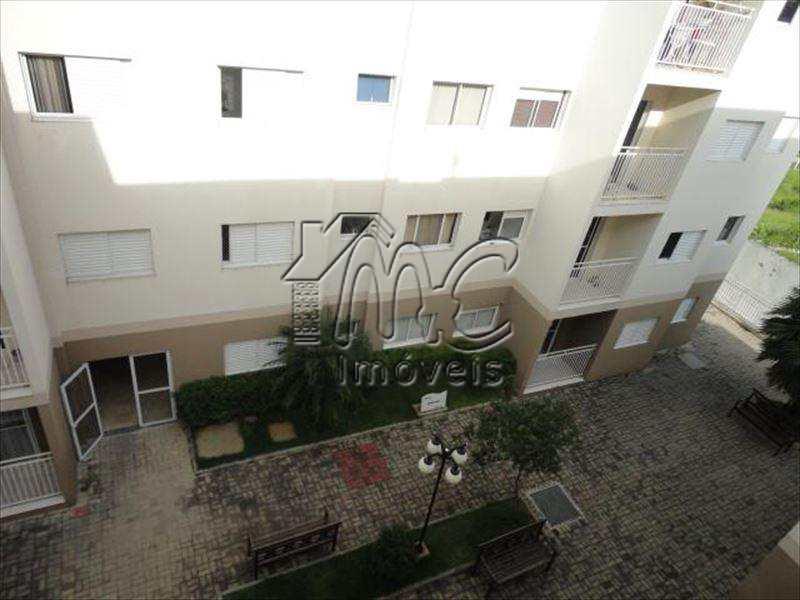 Apartamento em Votorantim, bairro Jardim Antônio Cassillo