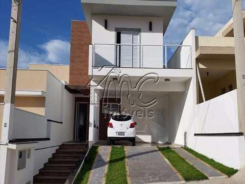 Casa, código SO0493 em Sorocaba, bairro Wanel Ville