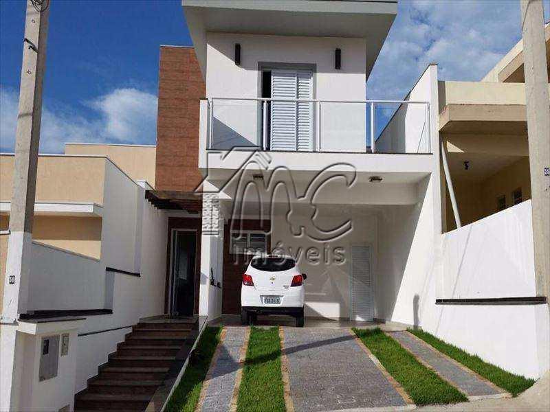 Casa em Sorocaba, no bairro Wanel Ville