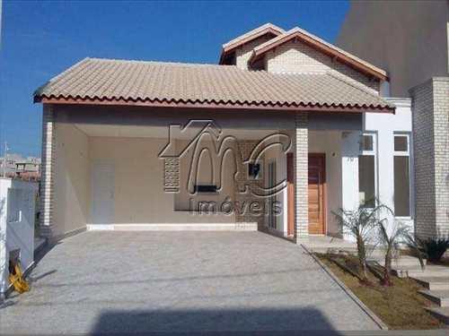 Casa de Condomínio, código CA0792 em Sorocaba, bairro Ibiti Royal