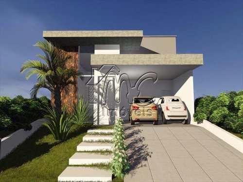 Casa de Condomínio, código CA0767 em Sorocaba, bairro Cajuru do Sul