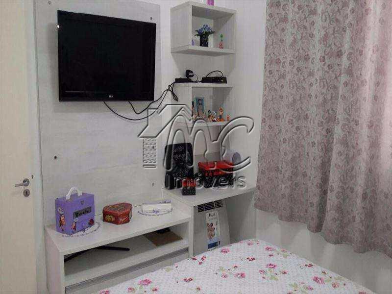 Apartamento em Votorantim, no bairro Condomínio Villa Flora